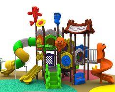 Playground Large Slide For KIds