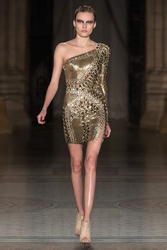 Julien MacDonald 2014 For more fashion and wedding inspiration visit www.finditforweddings.com Couture evening dress