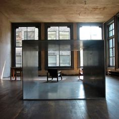 Donald Judd Studio