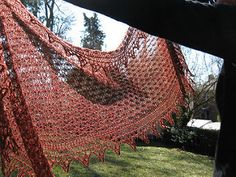 Miss Lambert's Shetland Shawl by Jane Sowerby from Victorian Lace Today