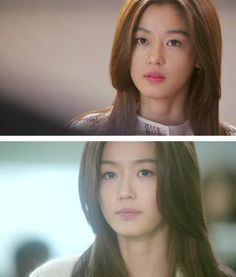 YSL - Jeon Ji Hyun Haircuts For Long Hair, Permed Hairstyles, Medium Hairstyles, Cute Hairstyles, Beauty 101, Beauty Women, Hair Beauty, Jun Ji Hyun Hair, My Sassy Girl