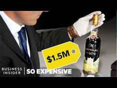 Why Single Malt Whisky Is So Expensive | So Expensive - YouTube