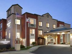 San Francisco (CA) Country Inn & Suites by Carlson San Carlos United States, North America Ideally located in the prime touristic area of San Francisco International Airport, Country Inn & Suites by Carlson San Carlos promises a relaxing and wonderful visit. Featuring a complete list of amenities, guests will find their stay at the property a comfortable one. Service-minded staff will welcome and guide you at the Country Inn & Suites by Carlson San Carlos. Designed for comfort...