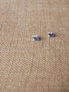 Destiny Ghost Earrings by NeverEndingSummer on Etsy