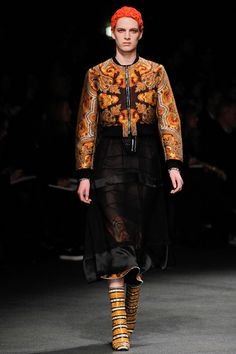 WONDER HOW CORPORATE ENJOYS THIS COLLECTION!? GIVENCHY FW13