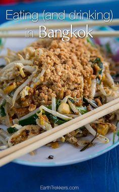 Pad Thai, scorpions on Khao San Road, exploring China Town, and more. Bangkok Travel, Thailand Travel, Bangkok Thailand, Laos Travel, Beach Travel, Asia Travel, Best Thai Food, Khao San Road, Thailand Adventure
