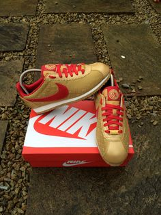 Nike Cortez Year Of The Horse 2014