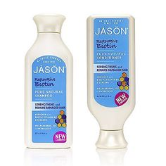 Jason Biotin Shampoo and Conditioner Sale £10.75 Duo set. Hurry limited time offer.