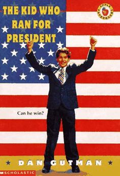 Loved this book as a kid. A way to teach the election process, especially during this year! (Confession: I read it in 9th grade and still enjoyed it)