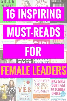 16 Inspiring Books For Females Who Want To Run The World - I'm sharing 16 books for female entrepreneurs, creatives and professionals that might ignite a fire within you or fan the flames that already exist. Let's dive in! | 16 Inspiring Books For Females Who Want To Run The World - Female Entrepreneur Books - Books For Female Creatives - Girl Boss - Books For Women - Communikait by Kait Hanson