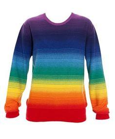 Christopher Kane rainbow sweater