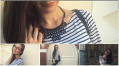OOTD / French Lover / Stripe it away / Jasminum