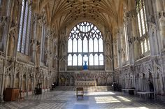 The lady chapel at Ely Catheral - broken and beautiful.  (Image by wumpus on flickr)