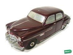 1949 Dodge Coronet 4 Door Sedan Banthrico promo model