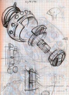 OG  2000 Fiat Ecobasic Concept   Design team: Carlo Fugazza (Head of Fiat Design), Roberto Giolito (project manager), Turi Cacciatore helped by Luciano Speranza (Exterior design), Guido Blanco with Alessandro Silva (Interior design), Ginevra Gatto and Erminia Di Giampietro (CAS Modelers).