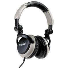 Professional Heavy Duty Full Size Headphones at MCM Electronics