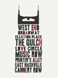 Oh how I want to go and just spend a week exploring Nashville