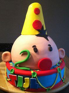 Een Bumba verjaardagstaart (Bumba birthday cake)