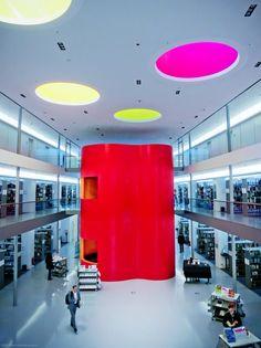 Public Library Frankfurt, Germany