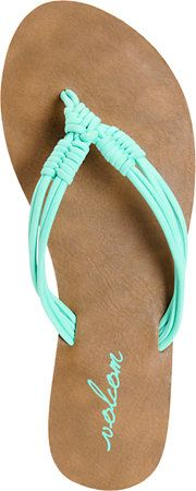 The Zumiez Exclusive Volcom Have Fun Black and Brown Sandals for girls are all about good times and Summer ready style. The soft leather-like upper and molded EVA outsole of these Volcom sandals provide you with long lasting comfort while the Mint multi straps with braided detailing give a trendy look.