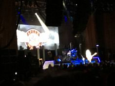 REO Speed Wagon. Blossom Music Center Cuyahoga Falls Ohio 8/29/16. Pavilion seats.
