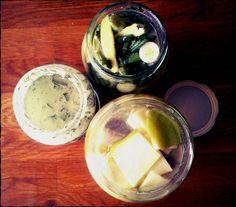 SVENSSONS MAT: Inlagd sill samt vego/vegan auberginesill