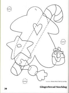 201 The Night Before Christmas - Art to heart - maria cristina Coelho - Álbuns da web do Picasa