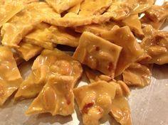 Peanut Brittle (vegan and gluten-free)