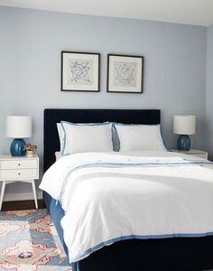 Paint color is Benjamin Moore Feather Gray.