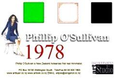 Phillip O'Sullivan Minimal Art & Abstract Concepts