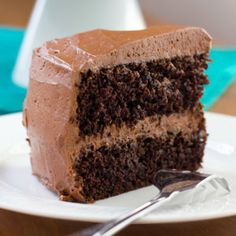 Classic Chocolate Cake - Life Made Simple