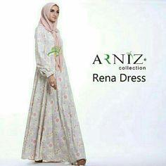Saya menjual RENA DRESS seharga Rp240.000. Dapatkan produk ini hanya di Shopee! https://shopee.co.id/hijabselsya/250532266 #ShopeeID