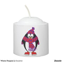 At Zazzle, Penguin cards are what we do best, greeting cards, birthday cards, holiday cards & more! Browse our fantastic designs or create your own cards today! Create Your Own Card, Personalized Candles, Cute Cartoon Animals, Votive Candles, Animal Design, Paper Texture, Penguins, Christmas Time, Holiday Cards