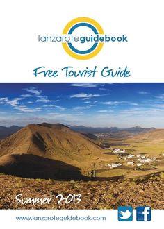 Download Lanzarote Guidebook | Holiday Planning