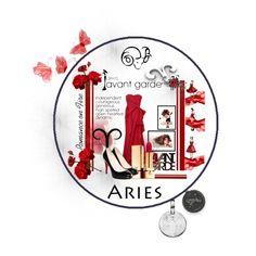 Aries Avant Garde, created by marie-guzik-mcauley