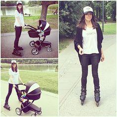 Aktywna mama  jest trochę inaczej, nie znaczy gorzej ☺️ Baby Strollers, Hipster, Children, Instagram Posts, Style, Fashion, Baby Prams, Young Children, Swag
