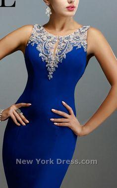 Janique 1392 Dress - NewYorkDress.com