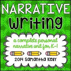 Personal Narrative - Personal Narrative Writing - Personal Narratives Personal…