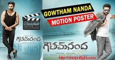 Gautham Nanda movie is Telugu upcoming romantic action movie written and directed by Sampath Nandi. Get all the updates on Goutham Nanda Telugu movie video here http://cinespotlight.com/goutham-nanda-telugu-movie-trailer/