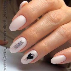 Shellac Nails Fall, Colored Acrylic Nails, Nail Manicure, Gel Nail, Diy Nails, Nail Art Laque, Cute Nails, Pretty Nails, Nail Art Designs