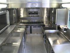 Food Truck Construction Plans | and Food Truck Design Basics | Mobile Cuisine | Gourmet Food Trucks ...