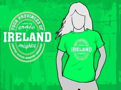 4 Provinces - SíosBóx T-Shirts  - 10