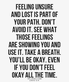 Trust your journey.....