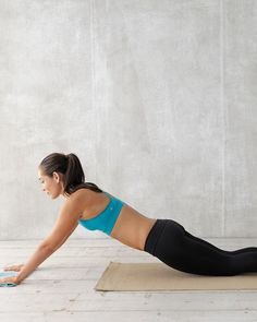 Crunches are not enough: These six moves target your deep abdominal muscles~