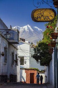 Peru Travel Inspiration - AREQUIPA