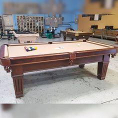 Ft Blackhawk Pool Table With Charcoal Felt Move From Anaheim - Blackhawk pool table