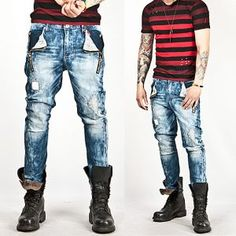 Funky Jeans For Boys - 22 Most Funky Jeans for Teenage Guys | 6 ...
