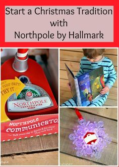 Getting in the Christmas Spirit with Northpole by Hallmark and a Christmas Giveaway! Win a Hallmark Prize Pack! Ends 11/11/14 US 18+