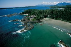 Tofino, West Coast of Vancouver Island