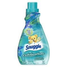 I'm learning all about Snuggle Exhilarations Blue Iris